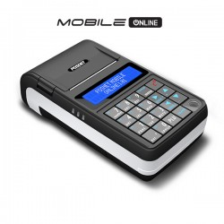 Kasa fiskalna Online Posnet Mobile GSM z modemem GPRS z kartą SIM