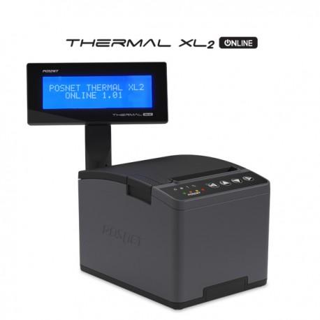 Drukarka fiskalna online Posnet Thermal XL2