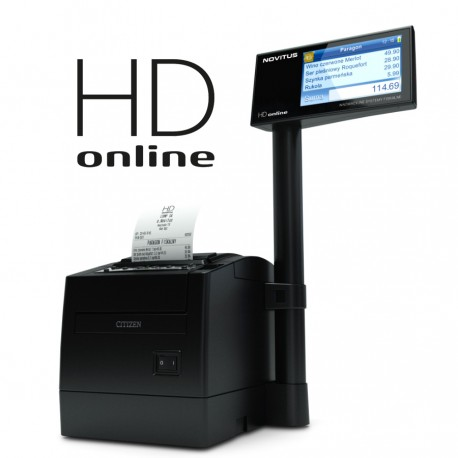 drukarka fiskalna Online Novitus HD